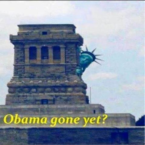 ObamaGoneYet