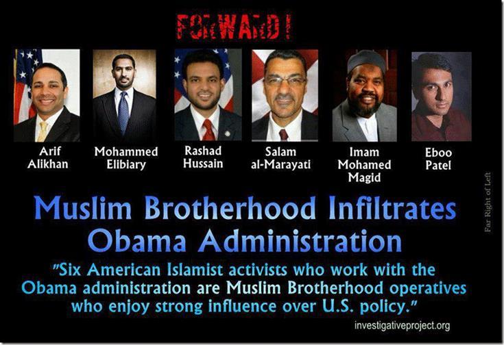 MuslimBrotherhoodOnObamaStaff