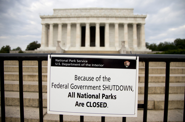 NationalParksClosed